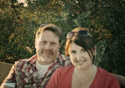 Darrel Olson, Cheryl's husband, Ticket for Two Lives Documentary, 2015, Alberta, Canada
