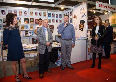 Blue Embrace launch at the Gaudeamus Book Fair.