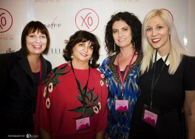 Ella Clarens, Zai Mamdani, Daniela Apostoaei, Katrina Olson - Mottahed, CANIFFF 2016