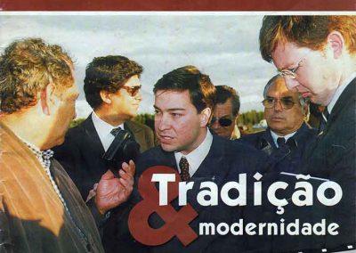 Cartaxo Magazine Cover 2003 Santarem Portugal