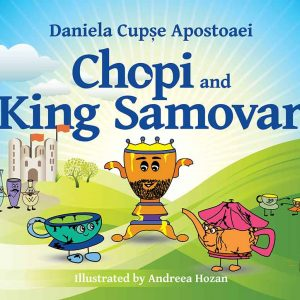Chopi and King Samovar 2020 Cover