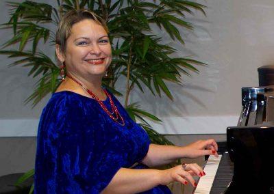 Denisa Calcan, Pianist, Calgary, Alberta, Canada