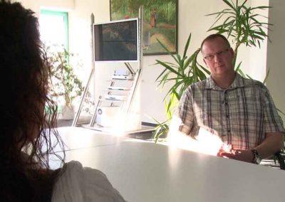 Daniela Cupse Apostoaei interview with Klabisch Dedlef, CEO of Besselmann Services GMBH, Germany